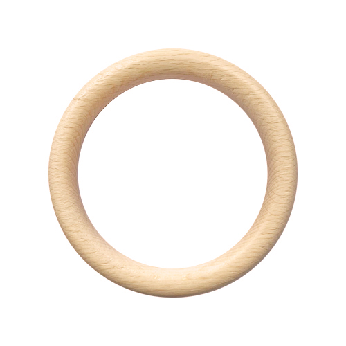 Houten Ring 100x13 mm