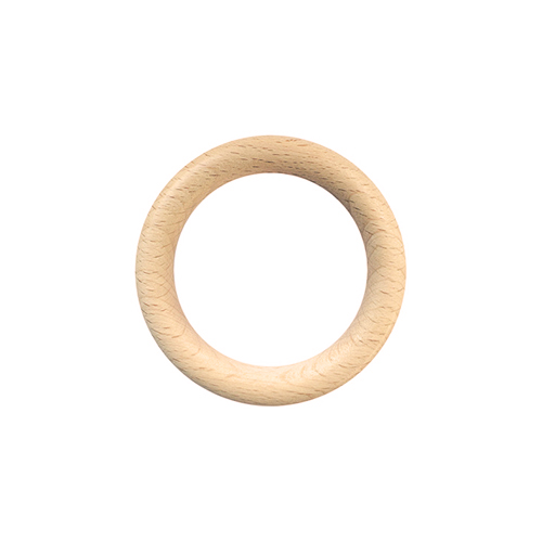Houten Ring 70x10 mm