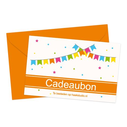 Haakstudio Cadeaubon