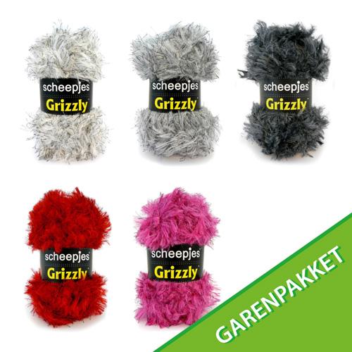 Scheepjes Grizzly Garenpakket